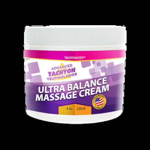 Reducere de pret Cremă de masaj ultratahionizată echilibrantă - 112 g
