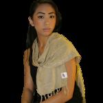 Eşarfă rayon 55