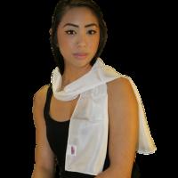 Eşarfă mătase 85
