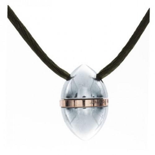 Pandantiv sferic inel auriu