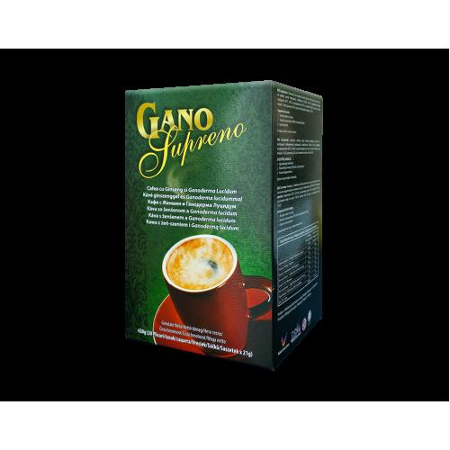 Gano cafea Supreno - ganocafe Gano Excel